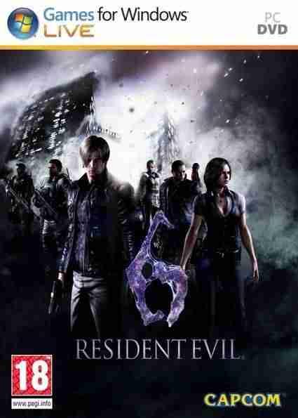 Descargar Resident Evil 6 Complete Pack [MULTI9][TODOS LOS DLC][PROPHET] por Torrent